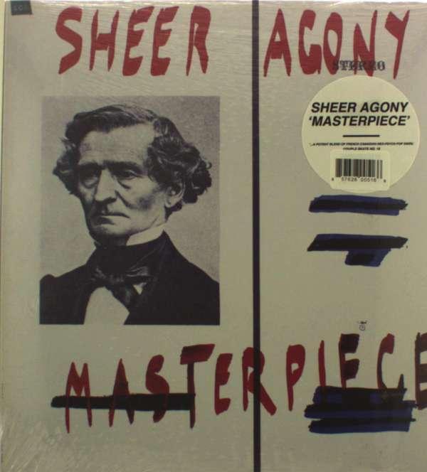 Sheer Agony - Masterpiece