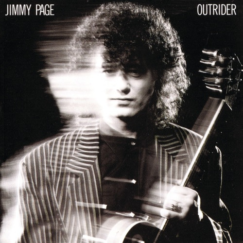 PAGE JIMMY - OUTRIDER