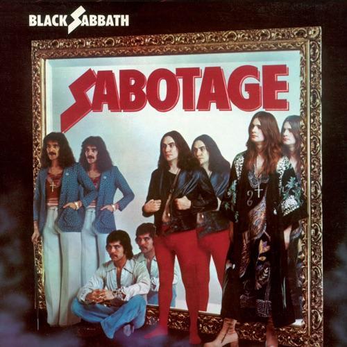 BLACK SABBATH - SABOTAGE '75 '2010 DIGIPACK