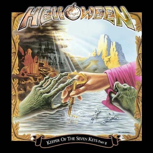 HELLOWEEN - KEEPER OF THE SEVEN KEYS, PT. II