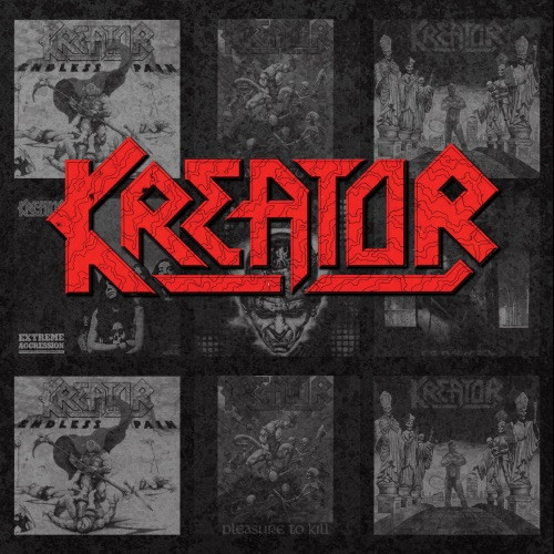Kreator - Love Us or Hate Us: the Very Best of the Noise Years 1985-1992