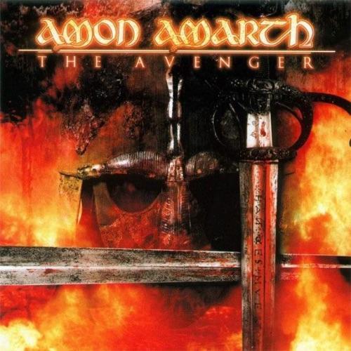 Amon Amarth - the Avenger (Reedice)
