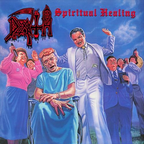 DEATH - SPIRITUAL HEALING (REEDICE)