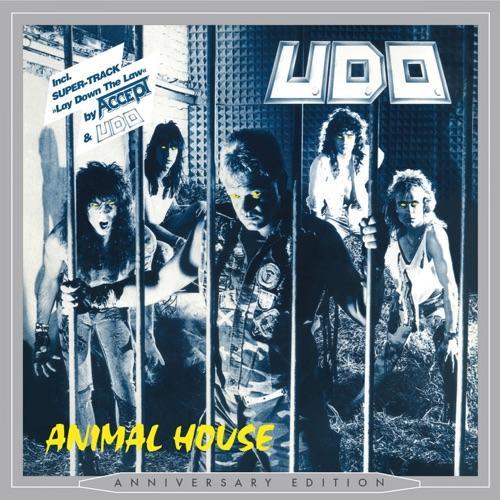 U.D.O. - Animal House (Reedice)