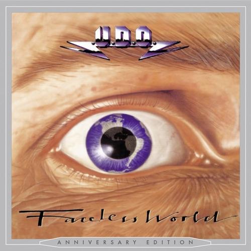 U.D.O. - FACELESS WORLD (REEDICE)