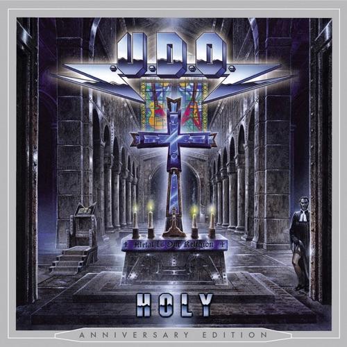 U.D.O. - Holy (Reedice)