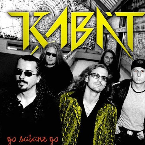 KABAT - GO SATANE GO (ENHANCED CD)