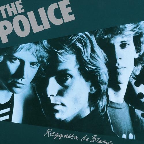 POLICE - REGATTA DE BLANC