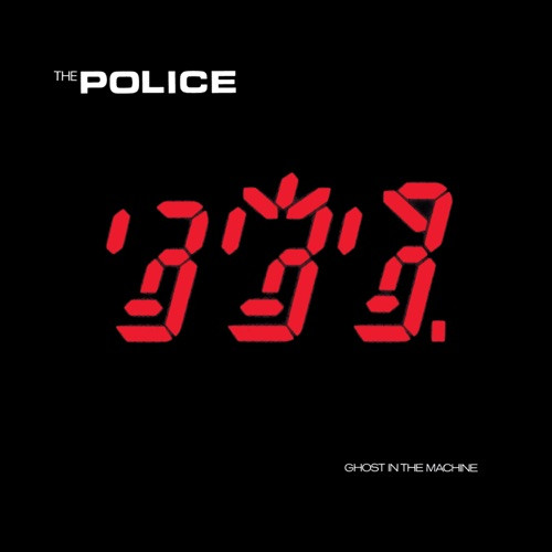 POLICE - GHOST IN THE MACHIN