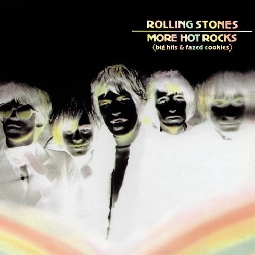 ROLLING STONES - MORE HOT ROCKS
