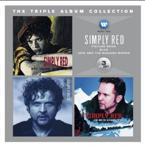 Simply Red - Triple Album Collection