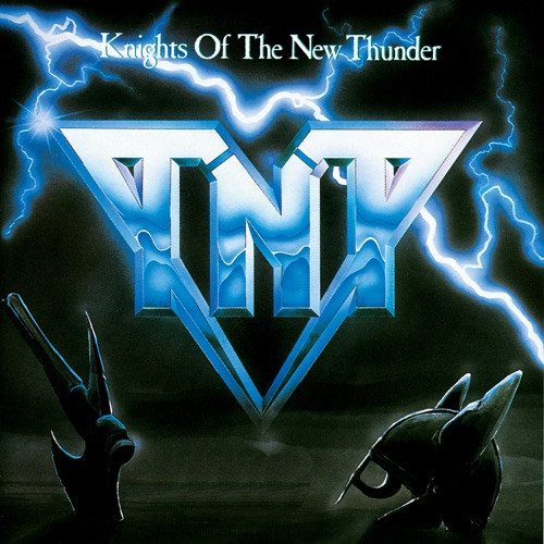 Tnt - Knights of the New Thunder