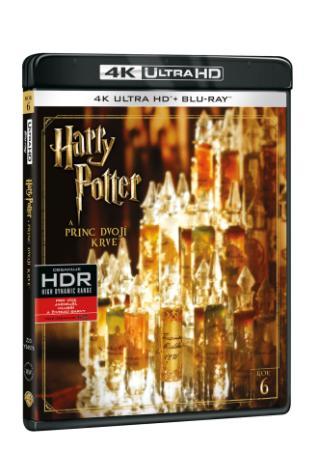 Harry Potter a Princ dvojí krve 2BD (UHD+BD) (BRD)