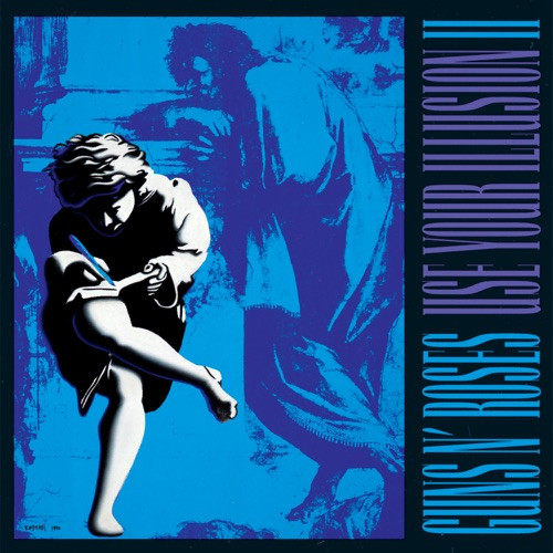 GUNS N'ROSES - USE YOUR ILLUSION 2