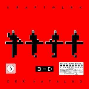 Kraftwerk - 3-D Der Katalog (4 Blu-Ray) (De)