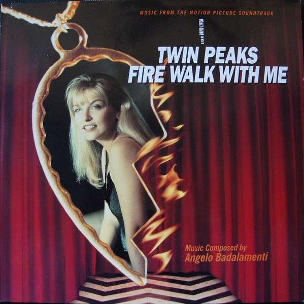 Ost/ Badalamenti, Angelo - Twin Peaks - Fire Walk with Me