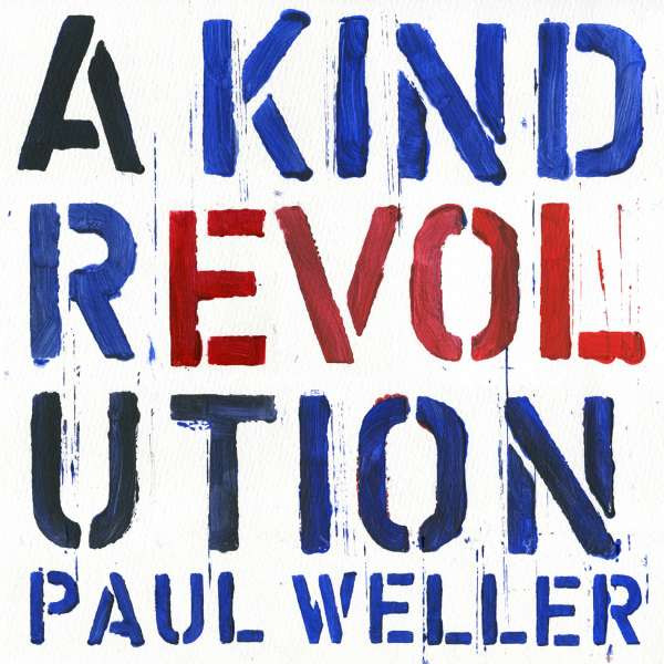 Paul Weller - A Kind Revolution (Deluxe Vinyl Box Set)