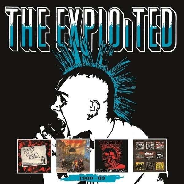 The Exploited - 1980-83