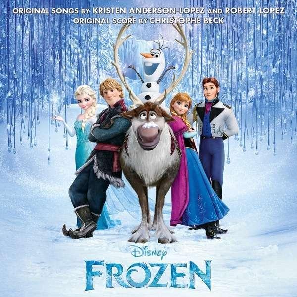 Kristen Anderson‐Lopez, Robert Lopez & Christophe Beck - Frozen