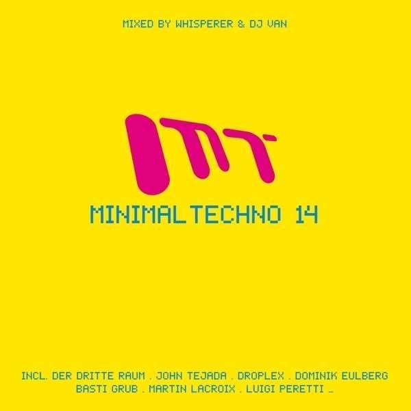 Whisperer & Dj Van - Minimal Techno 14