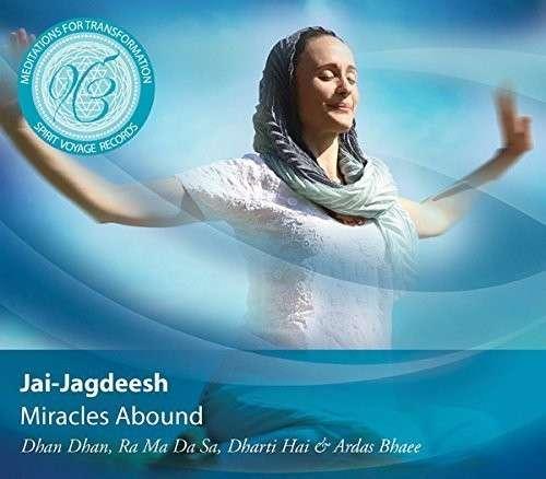 Jai-Jagdeesh - Miracles Abound