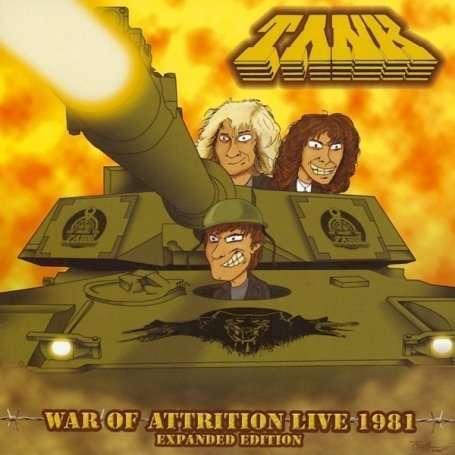 Tank - War of Attrition (Remast+Bonus Tks)