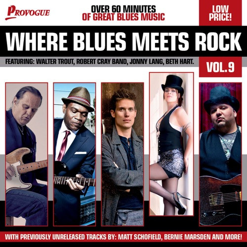 V/A - Where Blues Meets Rock 9