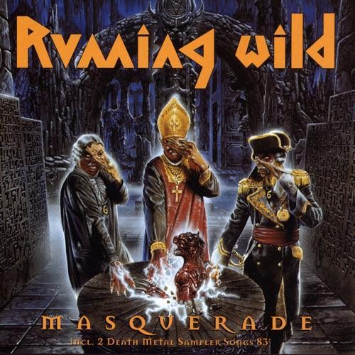 Running Wild - Masquerade (Expanded Version)