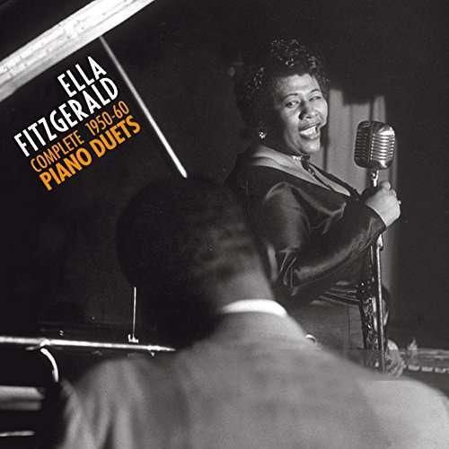 Ella Fitzgerald - Complete 1950-1960 Piano Duets
