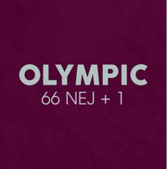 Olympic - 66 Nej + 1