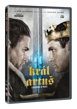 Král Artuš: Legenda o meči (DVD)
