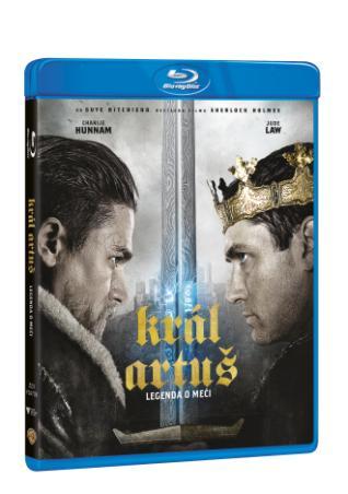 Král Artuš: Legenda o meči BD (BRD)