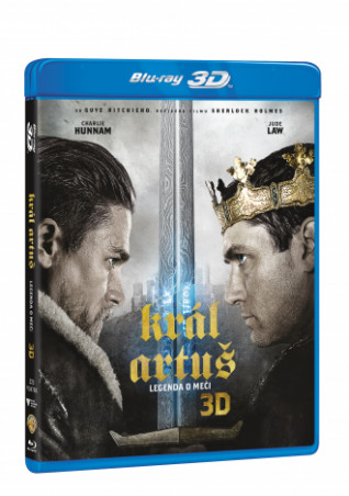 Král Artuš: Legenda o meči 2BD (3D+2D) (BRD)