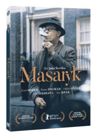 Masaryk DVD (R) (DVD)