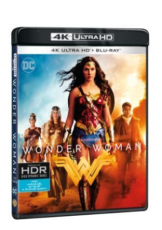Wonder Woman 2BD (UHD+BD) (BRD)