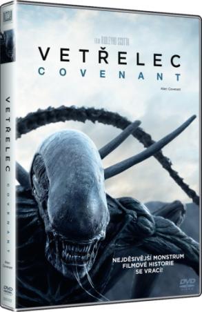 Vetřelec: covenant (Alien: Covenant) (DVD)