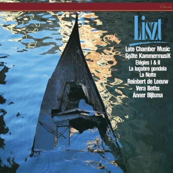 F. Liszt - Late Chamber Music - Elegles I&ii - Lugubre Gondola