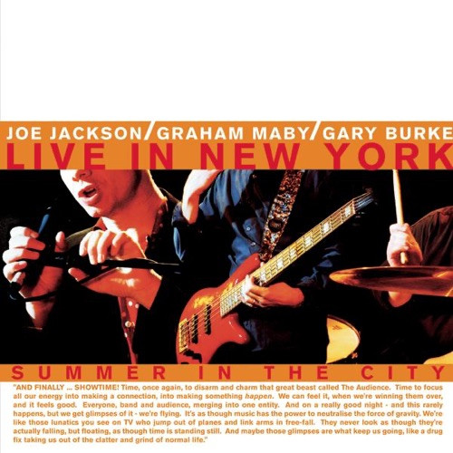 Joe Jackson - Summer In The City - Live In New York