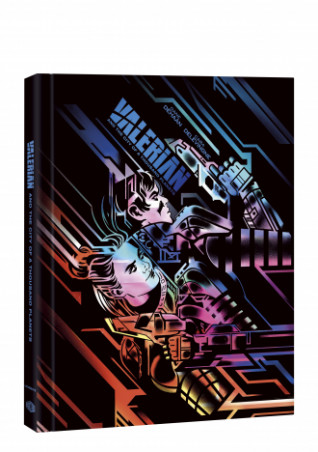 Valerian a město tisíce planet - mediabook (DVD)