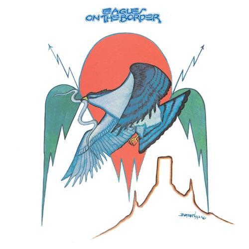 Eagles - On the Border - Lp Replika