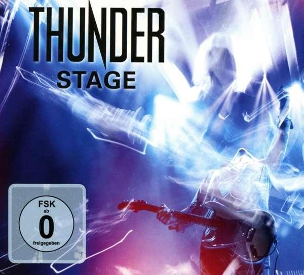 Thunder - Stage + Blu-Ray