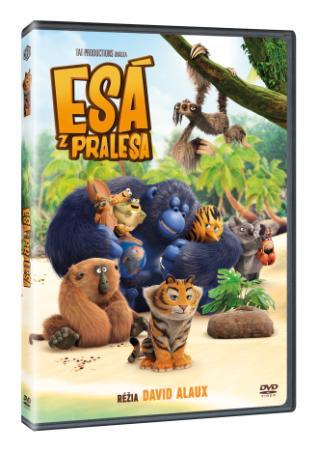 Esá z pralesa (SK) (DVD)