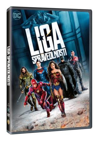 Liga spravedlnosti (DVD)