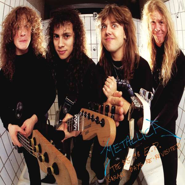 Metallica - The $5.98 E.P. - Garage. ...
