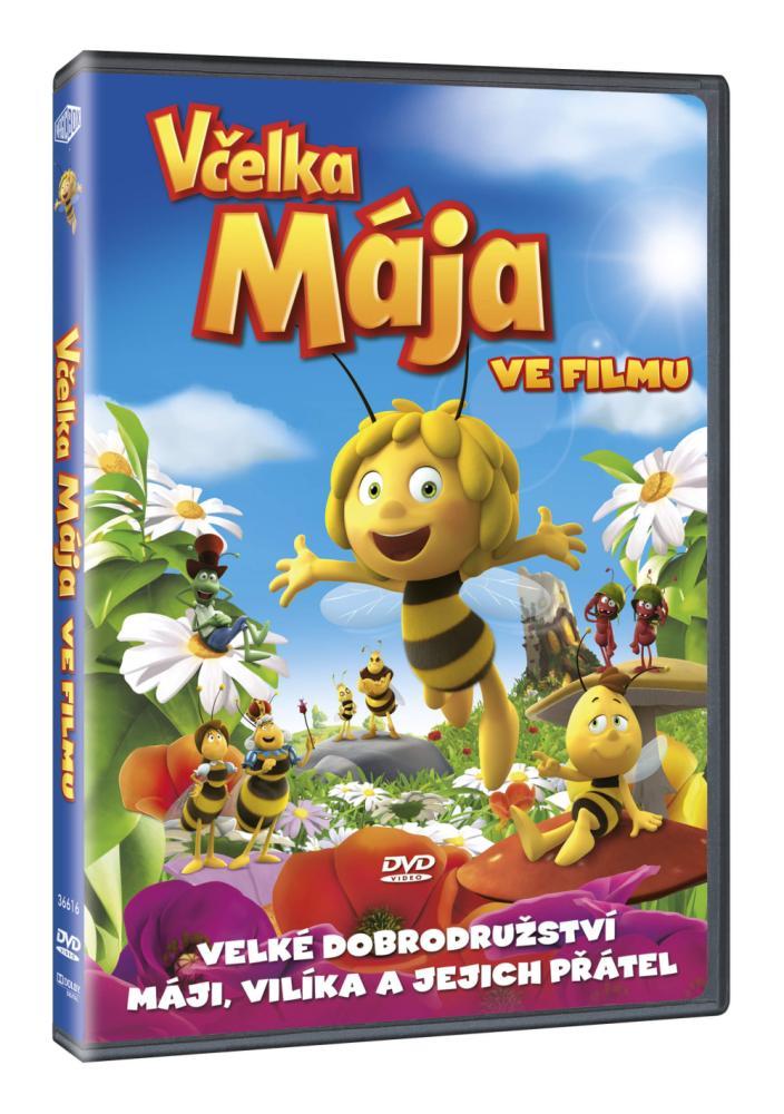 Včielka Maja vo filme DVD (SK)