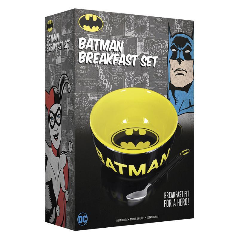 RAŇAJKOVÝ SET - Batman