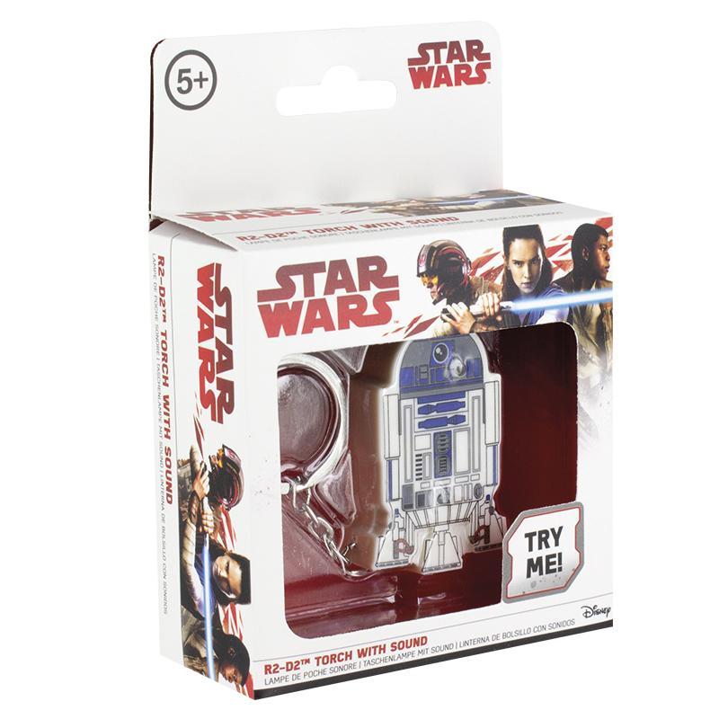 KĽÚČENKA - Star Wars R2-D2 - Svietiaca