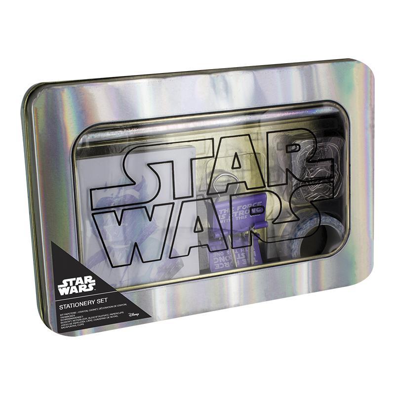 KANCELÁRSKA SADA - Star Wars - Kancelárske Sada