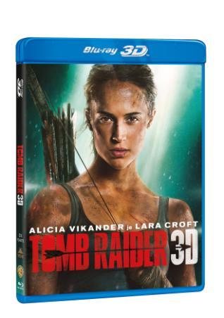 Tomb Raider 2BD (3D+2D) (BRD)