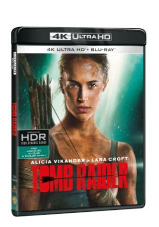Tomb Raider 2BD (UHD+BD) (BRD)